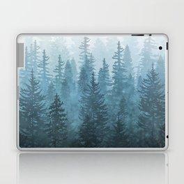 My Misty Secret Forest Laptop & iPad Skin