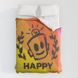 International Day of HAPPINESS Comforters