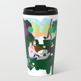 Manet Travel Mug