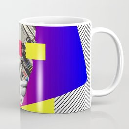 Space Portrait Coffee Mug