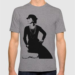 Mademoiselle Coco   T-shirt