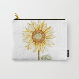 Sunflower 01 Carry-All Pouch