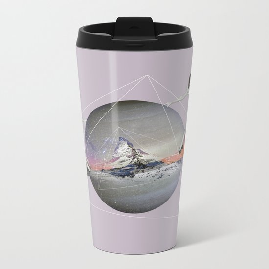 MAGIC ROLLER  Metal Travel Mug