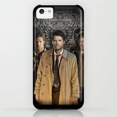 Supernatural iPhone 5c Slim Case
