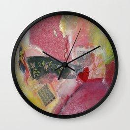 DALI'DILA' by Elena Raimondi Wall Clock