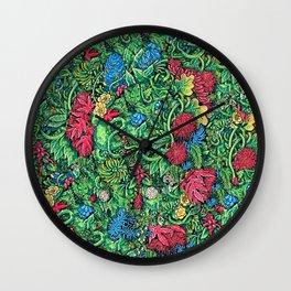 Botânica Wall Clock