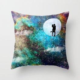 my babe Throw Pillow