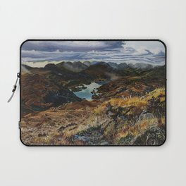 View from Torc Mountain, Killarney National Park, Ireland Laptop Sleeve