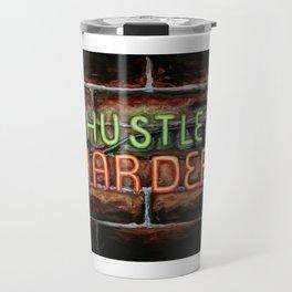 Hustle Harder Travel Mug