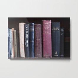 Bookworms Metal Print