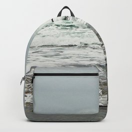 Sea Breaks on the Tidal Shelf Backpack