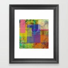 Eye 1 Framed Art Print