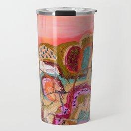 Bush Sunset Travel Mug