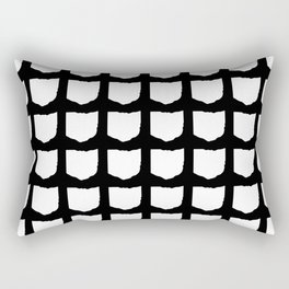 O-H-I-O Rectangular Pillow