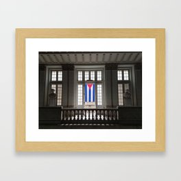 Museum of the Revolution - Cuba Framed Art Print