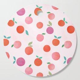 Tangerine Dream Cutting Board