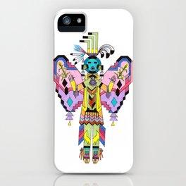 Kachina Butterfy 7 iPhone Case
