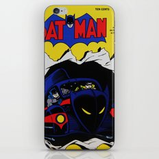 Comic 20 iPhone & iPod Skin