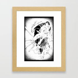 Graphics 010 Framed Art Print