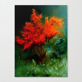 Woanders Canvas Print
