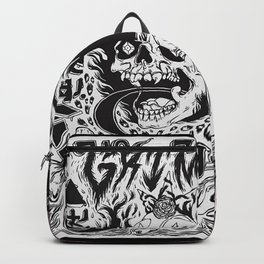 grimes - visions cover art - Backpack