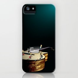 A Beautiful Day iPhone Case