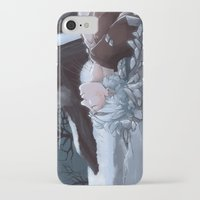 jack frost iPhone & iPod Cases featuring Jack Frost by Kiell R.