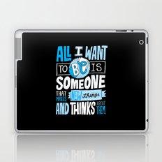 Making and Thinking Laptop & iPad Skin