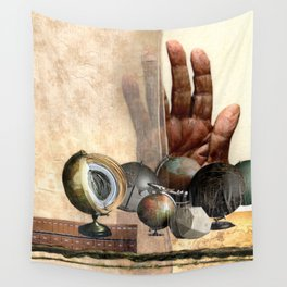 Around the World Wall Tapestry