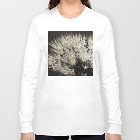 dew covered Long Sleeve T-shirt