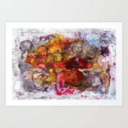 Bloodline Art Print