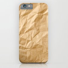 Paper Trash Slim Case iPhone 6