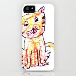Kitten kay iPhone Case