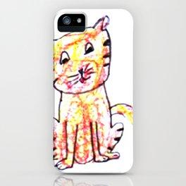 Kitten kay iPhone Case
