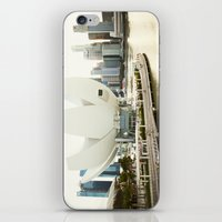 singapore iPhone & iPod Skins featuring Singapore by Jeremiah Wilson