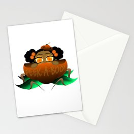 Pumpkin Baby Nikki Stationery Cards