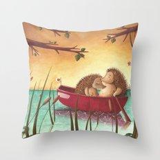 A life together Throw Pillow
