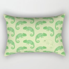 chameleons Rectangular Pillow