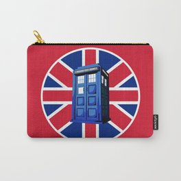Tardis British Carry-All Pouch