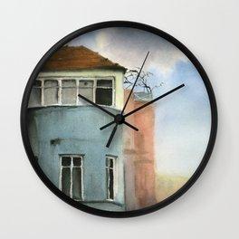Absence Wall Clock
