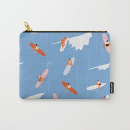 Queens beach Carry-All Pouch