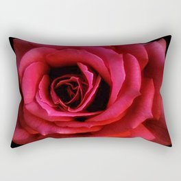 RED ROSE - 10318/1 Rectangular Pillow