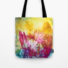 Fireworks - JUSTART Tote Bag
