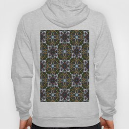 Crystal Flower - Endless Pattern Hoody