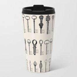 Usb Keys Travel Mug