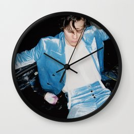 Harry Styles Album Photoshoot Wall Clock