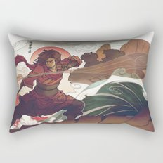 Avatar State Rectangular Pillow
