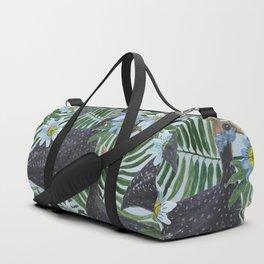 Guinea fowl birds Duffle Bag