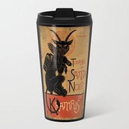 Merry Krampus Travel Mug