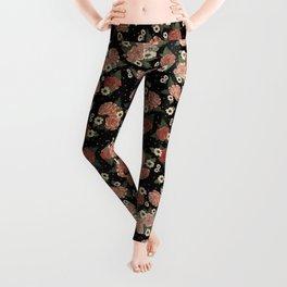 Rose Floral II Leggings